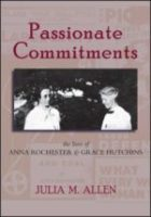 Book cover showing black and white photo of two women